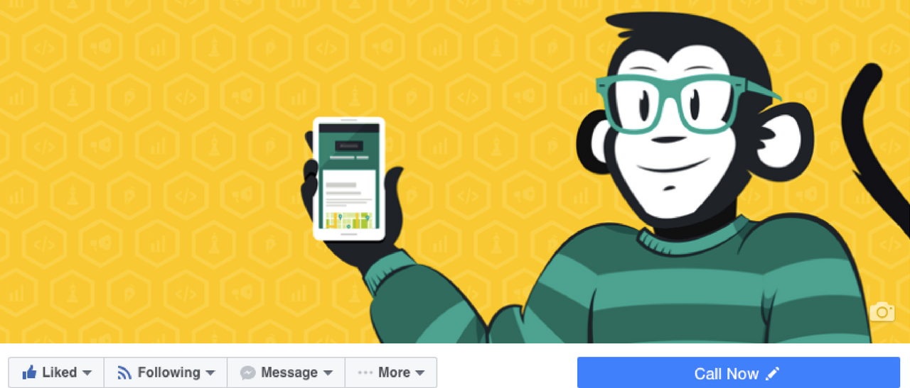 Facebook Page Call to Action - Like Campaign Strategy