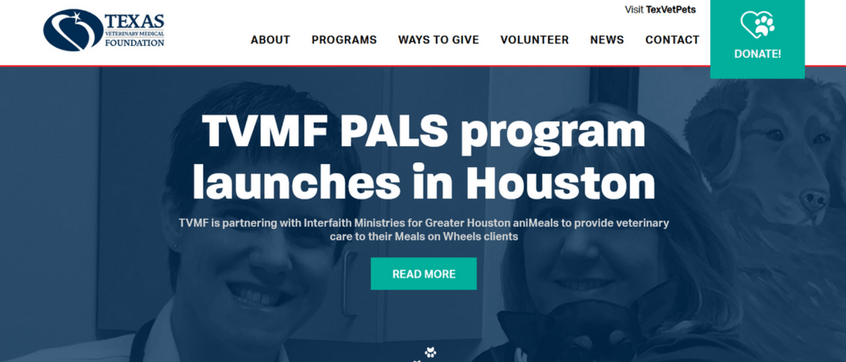 TVMF Launches Site Redesigned by Full Funnel